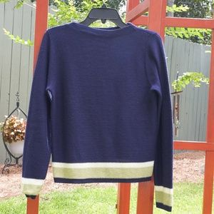 Givenchy vintage crew neck sweater